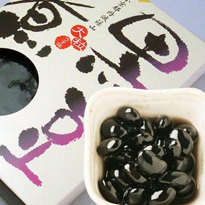 丹波黒豆煮(330g)箱入り