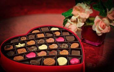バレンタインに黒豆チョコレートってあり?