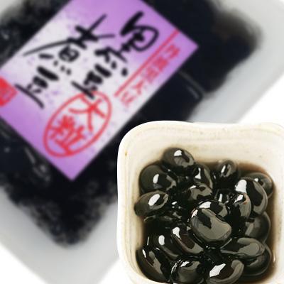 丹波黒豆煮