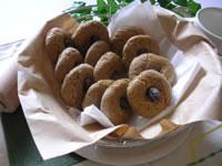 黒豆のきな粉のクッキー