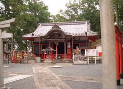 王地山稲荷社・春日神社